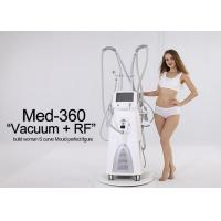Wholesale Vacuum Rf Professional Weight Loss Body Slimming Machine Electrotherapy Equipment from china suppliers