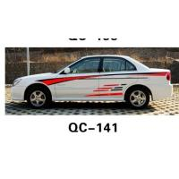 Wholesale Nontoxic Custom Decorative Designer Car Body Sticker QC-141G from china suppliers