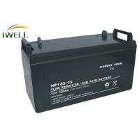 Wholesale ABS Plastic Shell 120Ah 12 Volt Gel Battery For Fire fighting Equipment from china suppliers