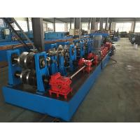 Wholesale Hydraulic Standing Seam Roll Former , C Channel Roll Forming Machine For Steel Constructions from china suppliers