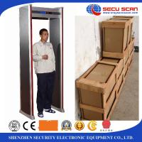 Wholesale Indoor Metal Detector Walk Through Full Body Scanner Detector from china suppliers