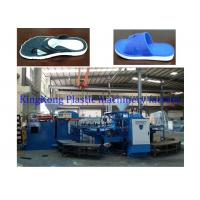 Wholesale Safety PCU Flip Flop Slipper Shoe Moulding Machine / Manufacturing Equipment from china suppliers
