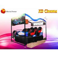 Wholesale Entertainment XD Movie Theater XD VR Virtual Reality Experience House from china suppliers