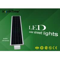 Wholesale Commercial Solar Street Light With Lithium Battery Long Lasting Illuminations from china suppliers