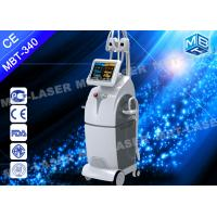 "Wholesale 4 Handles Cool Sculpting Slimming Body Shape Machine 1.6"" LCD Screen from china suppliers"