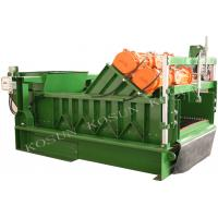Wholesale SC - 3 shale shaker, Single side screen tension system,linear motion Shale shaker from china suppliers