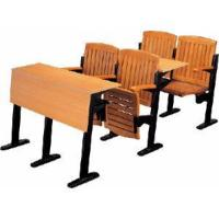 China Classroom Desk and Chair/School Furniture/Student Desk and Chair (BS-908-4) on sale