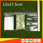 Plastic Tight Seal Ziplock Bags Packing Ziplock Bags With Zipper Red Line