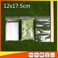 Wholesale Plastic Tight Seal Ziplock Bags Packing Ziplock Bags With Zipper Red Line from china suppliers