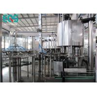 Buy cheap SUS304  500ML PET Bottle Carbonated Soda Filling Machine DCGF 24-24-8 from wholesalers