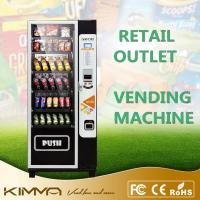 Wholesale Compact All In One Kiosk Vending Machine Snack Shop With Card Reader from china suppliers