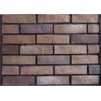 Wholesale Multipul Color 3D Cement Faux Exterior Brick With Wall Decoration from china suppliers