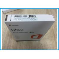 Wholesale Microsoft Office 2016 Pro Plus Retailbox Oem Key +3.0 USB Flash Online Activation from china suppliers