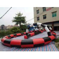 Wholesale Customized Inflatable Sports Arena , Mini 4wd Kids Bathtub Race Track from china suppliers