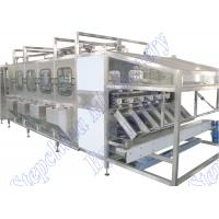 Wholesale Full Automatic 5 Gallon Water Filling Machine 900BPH , Bottled Water Production Line from china suppliers