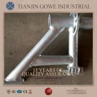 Wholesale HDG Ring Lock Scaffolding System 48.3 * 3.25mm * 1M Side Braceket from china suppliers