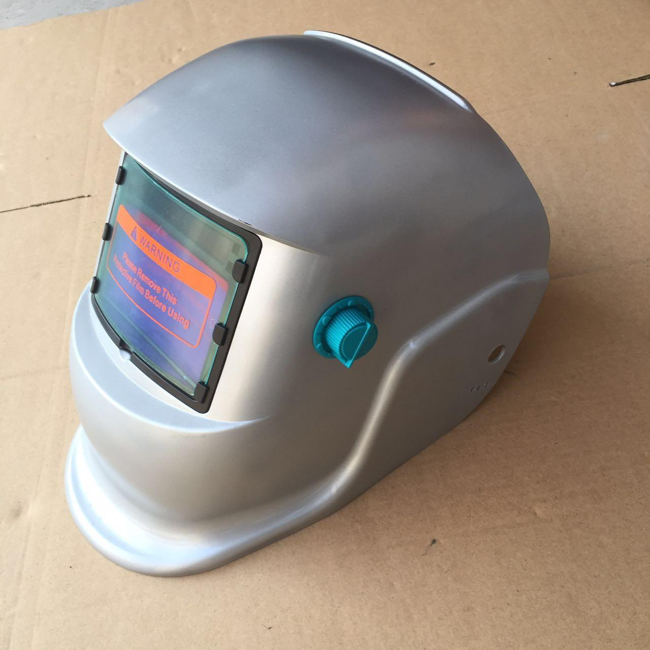 Wholesale Customized Auto Darkening Welding Material Welding Helmet Consumables Mask from china suppliers