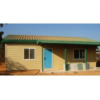 Wholesale Lightweight Steel Prefab House Kits - One bedroom, Shockproof, GFA 50msq from china suppliers