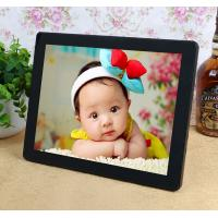 Wholesale Decorative Desktop 12 Inch Resistance Touch Screen Digital Photo Frames 800*600 from china suppliers