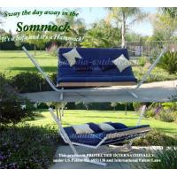 Buy cheap 2 in 1 Converible Hammock 3-Seat Sofa from wholesalers