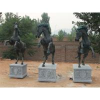 Buy cheap bronze horse sculpture,brass horse statue,horse sculpture from wholesalers