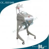 Wholesale 10mhz Cryolipolysis Slimming Machine Cavitation + Tripolar + Vacuum + Bipolar + Laser from china suppliers