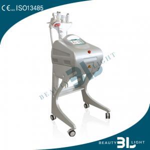 Wholesale 10mhz Cryolipolysis Slimming Machine Cavitation + Tripolar + Vacuum + Bipolar + Laser from china suppliers