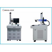 Wholesale Nonmetals Desktop CO2 Laser Marking Machine With Air Cooling 20w RAYCUS MAX Sources from china suppliers