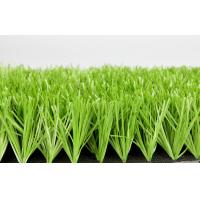 Wholesale Green Pp Woven Football Artificial Grass For Outdoor Soccer Courts 50mm Dtex9500 from china suppliers
