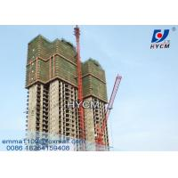 Quality TC6024 Construction Cranes Tower For The High Rise Building 10T Specifications for sale