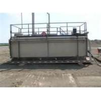 Wholesale Flat cone-shape structure Mud Tanks with slipping resistant steel plate for prevent sand  from china suppliers