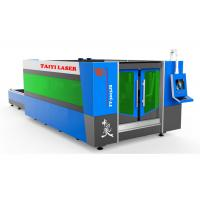Wholesale Sheet Metal CNC Fiber Laser Cutting Machine Open Type Single Table from china suppliers