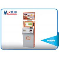 Wholesale Coin counting touch screen kiosk  with cash acceptor all in one optional POS terminal from china suppliers