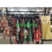 Wholesale Clean High Quality Second Hand Clothes ,  Popular Used Girls Clothes Silk Blouse from china suppliers