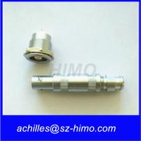 Wholesale made in china new produdct lemo 1S series coaxial cable connector with single pole from china suppliers