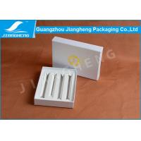 Wholesale Pearly Paper Perfume Packaging Boxes With Insert 4 * 10ml Perfume Bottles from china suppliers