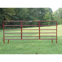 Wholesale 5ft x 9.5ft full welded hot dipped galvanized Corral panels /  hog panels from china suppliers