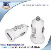 Wholesale Micro 5v 2.4A Mobile Quick Car Charger Usb For Mobile Phone , Iphone , Samsung from china suppliers