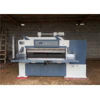 Wholesale 1420 mm Electric Economical Paper Cutter Machine With Working Table from china suppliers