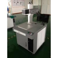 Wholesale For Aluminium Brass Steel Engraving Fiber Laser Marking Machine 50W from china suppliers