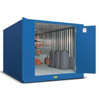 Anti Leakage Explosion Proof Container , Lightning Protection Drum Storage Containers
