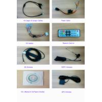 Wholesale Video D1 H.264 Mobile DVR Recorder GPS WAN Support 3G 4CH Alarm MDVR from china suppliers