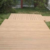 Quality Decking Board with Anti-corrosion, Eco-friendly, Recycled Material, Easy to Install for sale