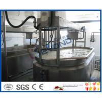 Quality complete set 5000L per hour  industrial Milk processing line for arious kinds of milk products for sale