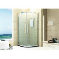Wholesale bathroom,shower door, shower enclosure,shower room , stainless steel shower glass HTC-703 from china suppliers