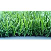 Wholesale Three Tones Natural Color C Shape 30mm 15750 Density Home decoration Turf Grass from china suppliers