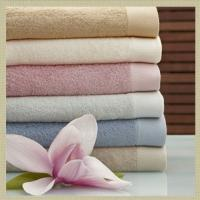 Wholesale Custom Embroidered Cotton Bamboo Towels With Patterned Oeko-Tex Standard 100 from china suppliers