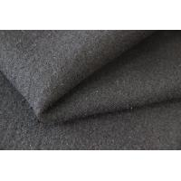 Wholesale Soft Textile Double Weave Fabric , Comfortable 80 Wool 20 Nylon Fabric from china suppliers
