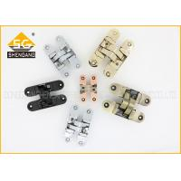 Wholesale Three Way Furniture Window Use Adjustable Concealed Hardware Hinges from china suppliers