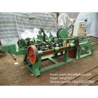 Wholesale high speed single twist or double twist  barbed wire machine from china suppliers